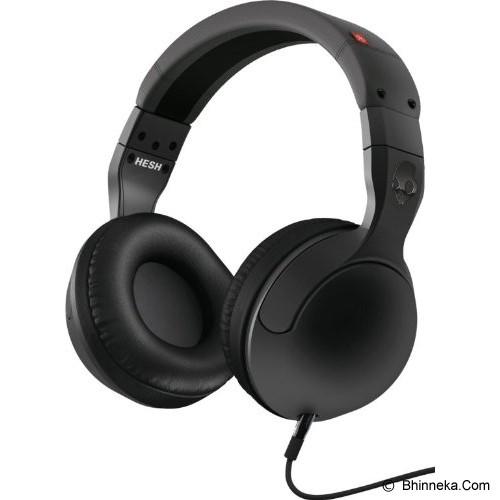 SKULLCANDY Hesh 2 Over-ear w/Mic 1 [S6HSDY-120] - Carbon/Red - Headphone Full Size